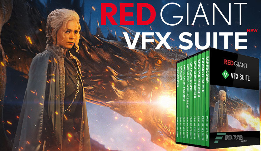 Red Giant VFX Suite 1.5.2 Crack with Activation Key - [Latest Version]